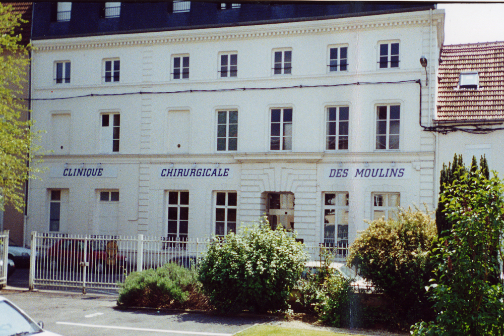 Immeuble rue des moulins coulommiers jonas architecte for Architecte coulommiers