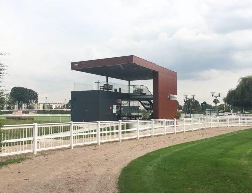 Tribune propriétaires – Hippodrome d'Enghien