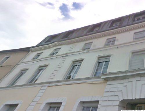 Immeuble rue Des Moulins à Coulommiers