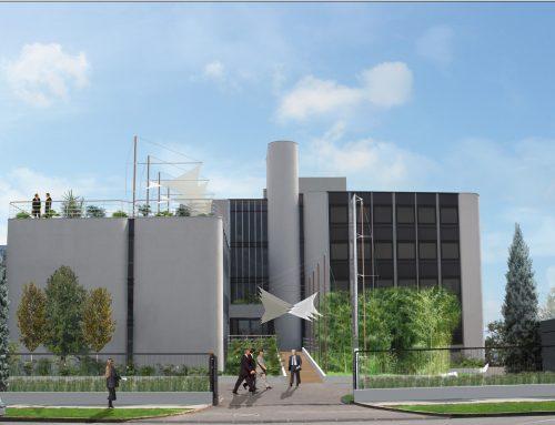 Rénovation d'un immeuble de bureaux à Vélizy