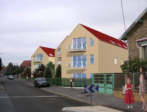 Immeuble Rue des Joncs à Coulommiers