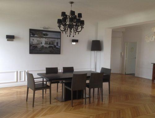 Appartement Monnerot-Dumaine