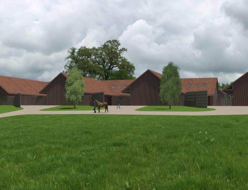 Ecole Internationale du Cheval – Haras du Pin